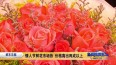 情人节鲜花市场热 价格高出两成以上