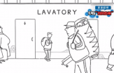 奥斯卡提名动画短片《便所爱情故事》,讲述渴望爱情的厕所守门人一段奇妙的邂逅。即使是平淡无奇的小人物,也有着充满惊喜的爱情故事~ 