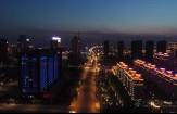 中国医药城夜景