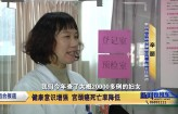 健康意识增强 宫颈癌死亡率降低
