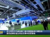 史立軍朱立凡參加第二屆中國國際進口博覽會  推動進博會溢出效應在泰州實質落地