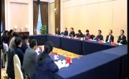 市政协五届二次会议召开各组召集人第三次会议