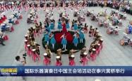 國際樂器演奏日中國主會場活動在泰興黃橋舉行