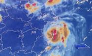 """臺風""""黑格比""""來襲 高溫天氣短暫緩解"""