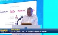2020(第十二届)弗戈制药工程国际论坛开幕