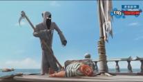 《死神之帆》摩尔多瓦动画电影短片。海盗临终遇死神,死神欢乐真会玩,钱全都打了水漂![笑cry]影片创意十足,画面、色彩,以及配乐都非常棒!