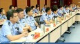 市公安机关组织优秀复员转业军人代表座谈