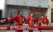 新春走基层·节日里的文艺人  泰兴:正月里来闹新春 欢声笑语乐融融VA0