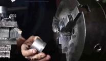 牛人用废旧气瓶改造抛丸机, 看高手做东西就是过瘾