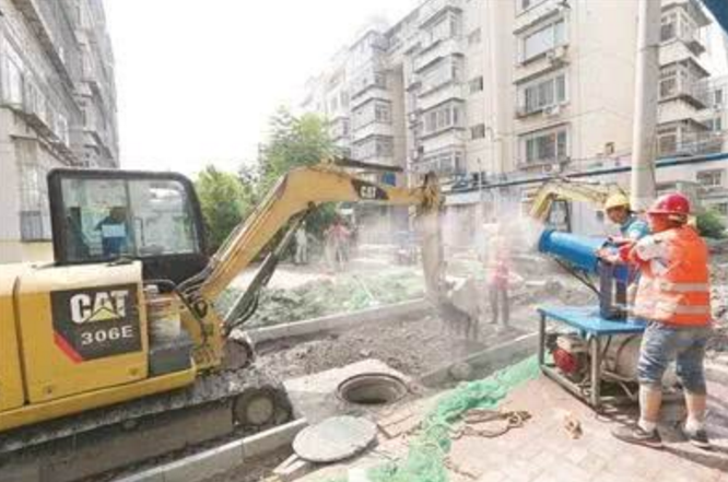 雨污分流、增加停车位,泰州市海陵区将对23个小区升级改造
