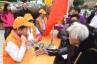 情暖重阳!泰州志愿服务大集市走进医药高新区明珠社区……