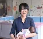 你知道吗?纯母乳喂养的6个月之内的宝宝,不需额外喂养水、饮料!