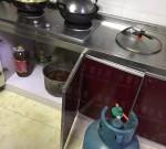 怕怕!姜堰一大叔做饭时,厨房突然爆炸……