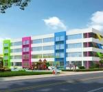 市区这个即将建设的幼儿园,有2个方案,你喜欢哪个?