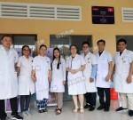 不远万里!泰州医生送医下乡到柬埔寨暹粒省