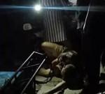 异常晚上,姜堰就条小巷里躺了只人……