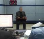 姜堰五旬男子因非法吸收公眾存款被上網追逃,民警耐心勸說投案自首