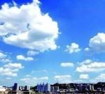全國168個重點城市9月空氣質量排名,我市名列第15位