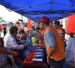 今天!泰州市志愿服务大集市走进苏陈,几十项免费服务等着你……