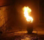 惊险!小区车库起火,刘双兰夫妇奋力抢险