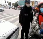 3歲幼童走失,民警幫忙找回