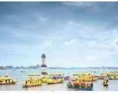 第九届中国泰州水城水乡国际旅游节——姜堰活动篇