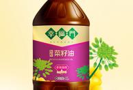 幸福门浓香菜籽油