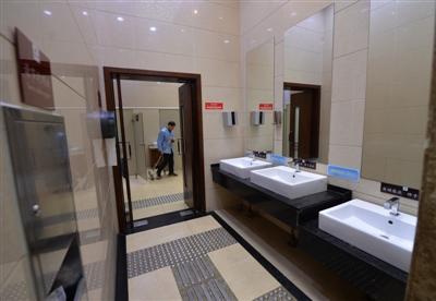 成都武侯祠博物馆的厕所