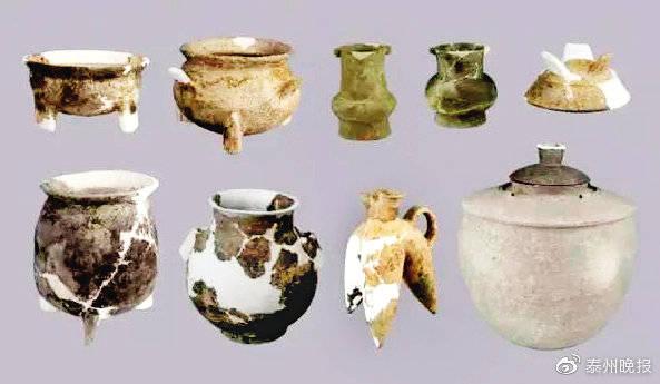 蒋庄遗址的考古发现