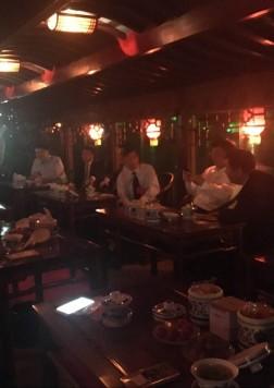【夜新闻】嘉宾乡贤夜游凤城河品味泰州文化胜景