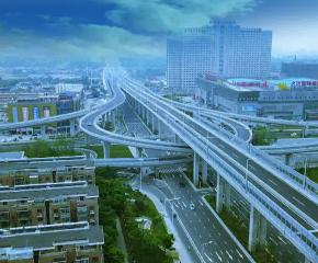 百集微視頻《發現泰州之美》第四集:快速路 加速度