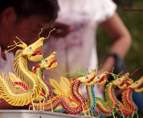 百集微视频《发现泰州之美》第二集:龙凤呈祥