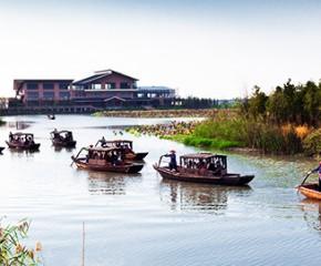 百集微視頻《發現泰州之美》第六集:溱湖詩意