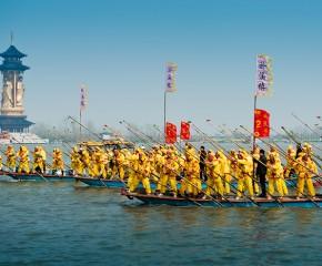 百集微視頻《發現泰州之美》第十集:溱潼會船甲天下