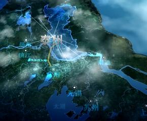 百集微视频《发现泰州之美》第十二集: 从泰州出发