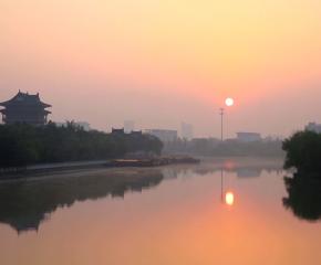 百集微視頻《發現泰州之美》第十七集:早安泰州