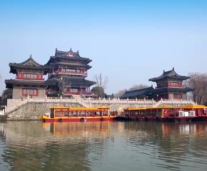 百集微视频《发现泰州之美》第二十三集:名楼辉光耀古今