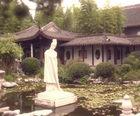 百集微視頻《發現泰州之美》第七十四集:他的美是藝術之巔
