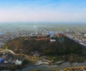 百集微視頻《發現泰州之美》第七十八集:一山景色如畫圖