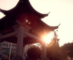 百集微視頻《發現泰州之美》第七十九集:一軸風雅八字橋