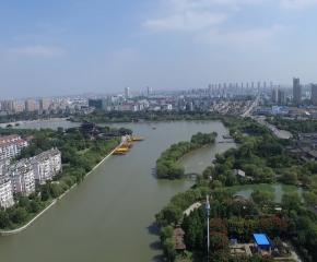 百集微視頻《發現泰州之美》第九十八集:宜居之城