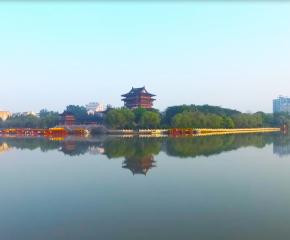 百集微视频《发现泰州之美》第九十九集:幸福之城
