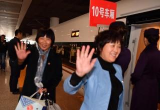 【直通北京·聚焦十九大】朝着人民向往的美好生活,进发!我市出席党的十九大代表充满期待迎盛会