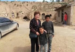 退休后,这位泰州人九次奔赴甘肃贫困县,为的是……