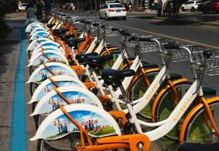 一小时免费使用!靖江2700辆公共自行车可扫码租车啦!