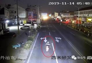 靖江古稀老人被撞后又慘遭多次碾壓......警方12小時擒獲元兇!