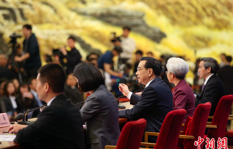 李克强谈自由贸易:不会超越区域做不应是中国做的事情