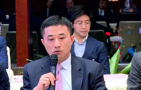 泰州(香港)金融改革对接会嘉宾精彩演讲
