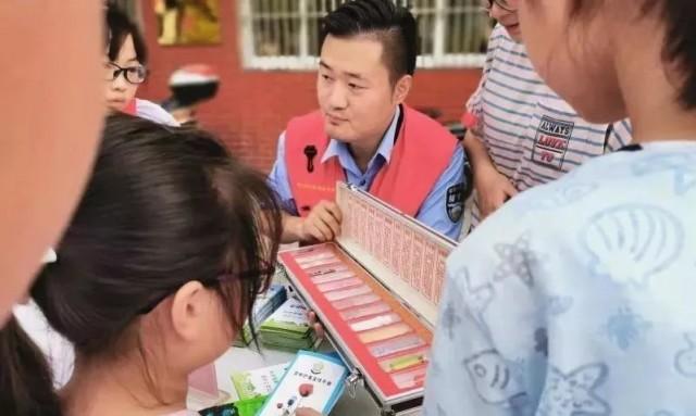 全國50名,全省僅2名!泰州一人獲選首批禁毒社工師,他是誰?