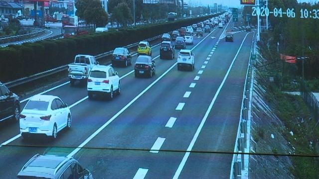 ?假日返程有序,泰州高速車流量同比增加3.2%